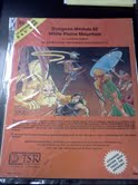Dungeons and Dragons 1st ed: Dungeon Module S2: White Plume Mountain - Used