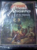Dungeons and Dragons 1st ed: Oriental Adventures: Swords of the Daimyo - Used
