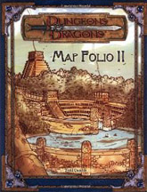 Dungeons and Dragons 3rd ed: Map Folio II