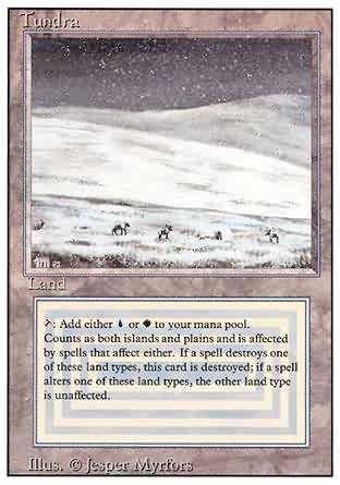 Tundra - Revised