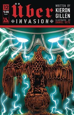 Uber: Invasion no. 12 (2016 Series) (MR)