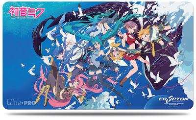 Playmat: Hatsune Miku: Ocean 84685