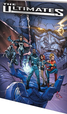 The Ultimates: Omniversal: Volume 1: Start With The Impossible TP