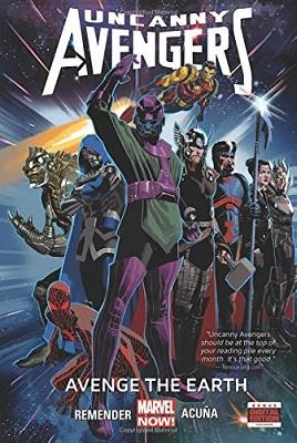 Uncanny Avengers: Volume 4: Avenge the Earth HC - Used