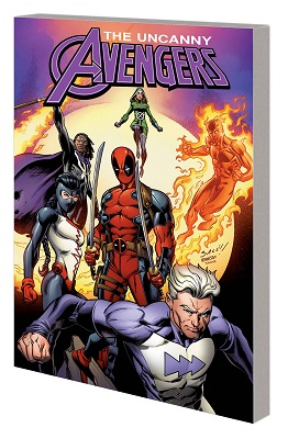 Uncanny Avengers: Unity: Volume 2: Man Who Fell To Earth TP