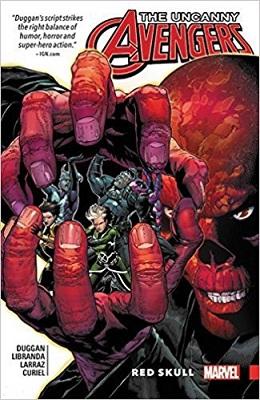 Uncanny Avengers: Unity: Volume 4: Red Skull TP