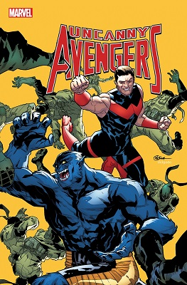 Uncanny Avengers: Unity: Volume 5: Stars and Garters TP