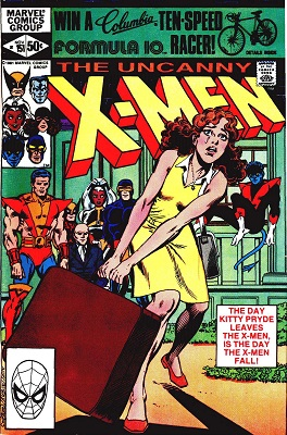 Uncanny X-Men no. 151 (1963 Series) - Used