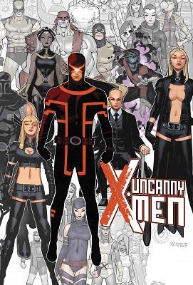 Uncanny X-Men: Volume 2 HC