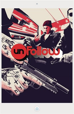 Unfollow no. 8 (2015 Series) (MR)