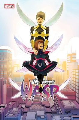 Unstoppable Wasp: Volume 2: Agents of GIRL TP