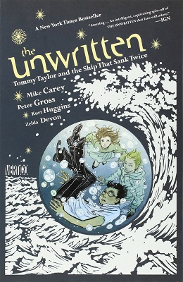 The Unwritten: Tommy Taylor and the Ship That Sank Twice HC (MR)