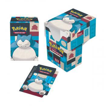 Deck Box: Pokemon: Snorlax 85526