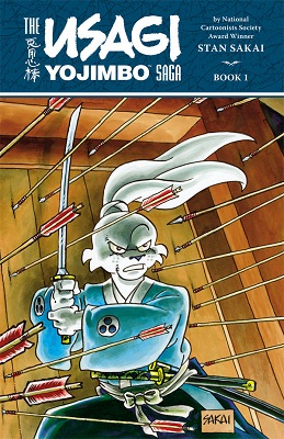 Usagi Yojimbo Saga: Volume 1 TP
