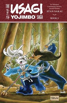 Usagi Yojimbo Saga: Volume 2 TP