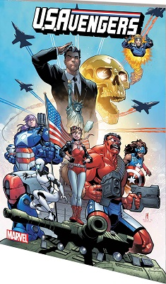 US Avengers: Volume 1: American Intelligence Mechanics TP