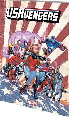 US Avengers: Volume 2: Cannonball Run TP