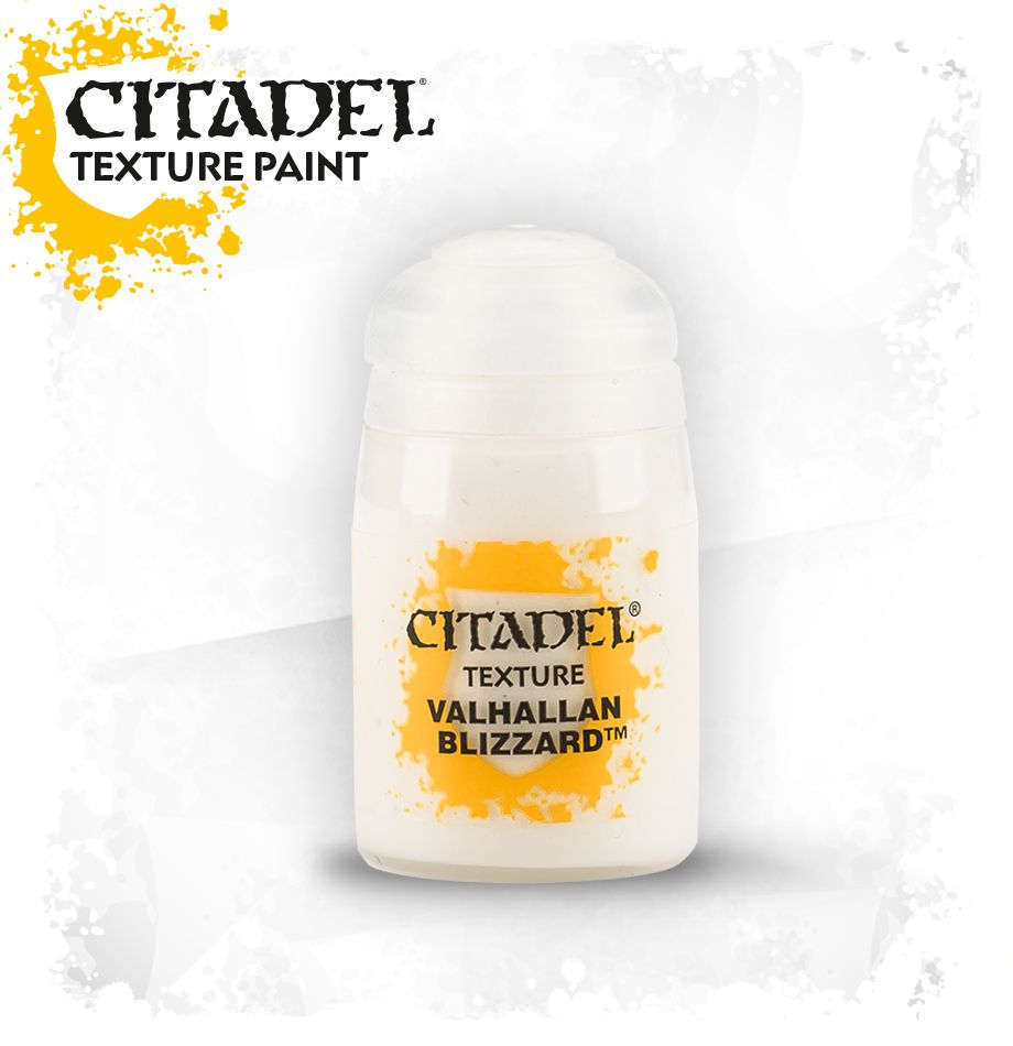 Citadel Technical Paint: Valhallan Blizzard 27-32