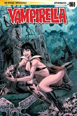 Vampirella no. 1969 (One Shot)