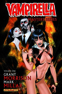 Vampirella Master Series: Volume 1: Grant Morrison TP