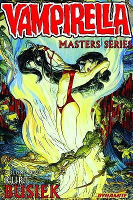 Vampirella Master Series: Volume 5: Kurt Busiek TP