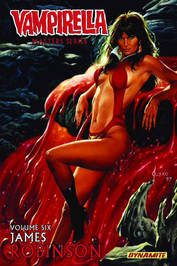 Vampirella Master Series: Volume 6: James Robinson TP