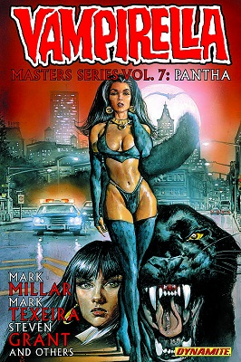 Vampirella Master Series: Volume 7: Mark Millar Pantha TP
