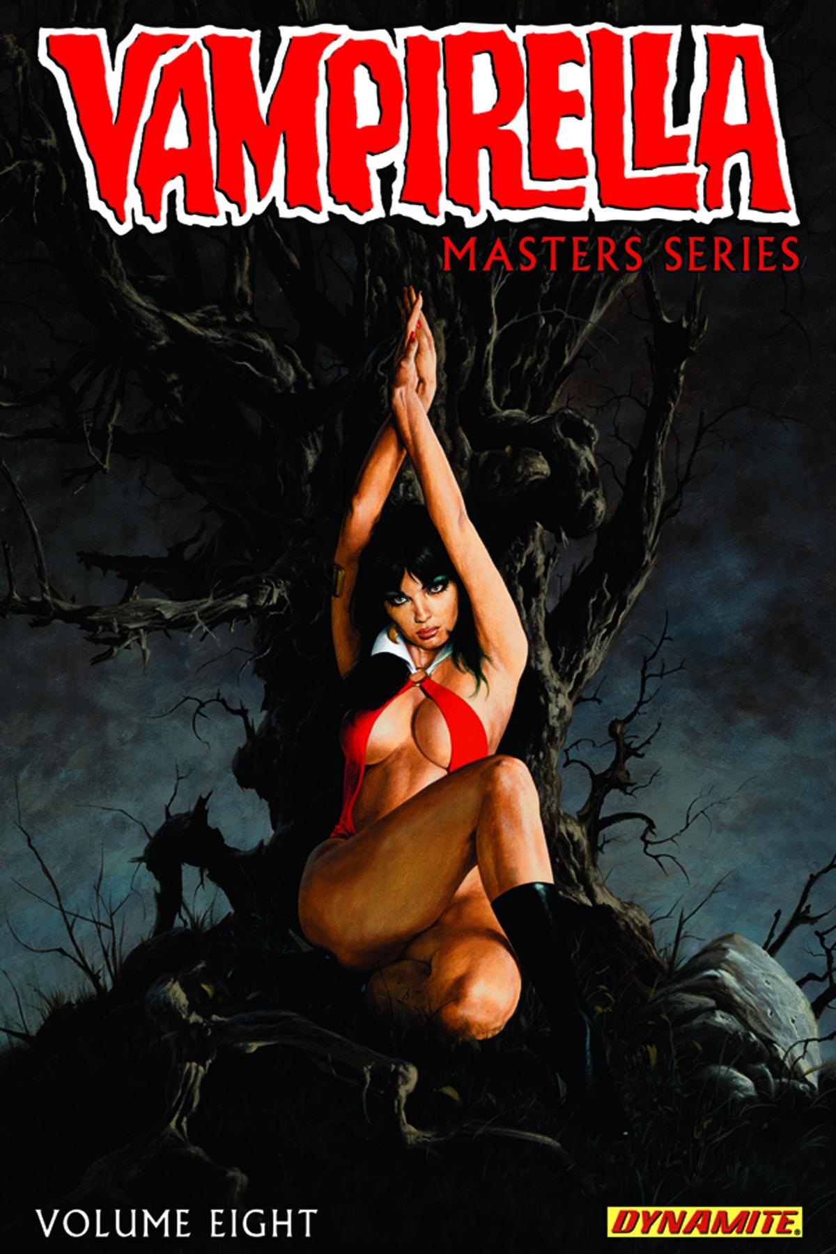 Vampirella Master Series: Volume 8: Mike Carey TP