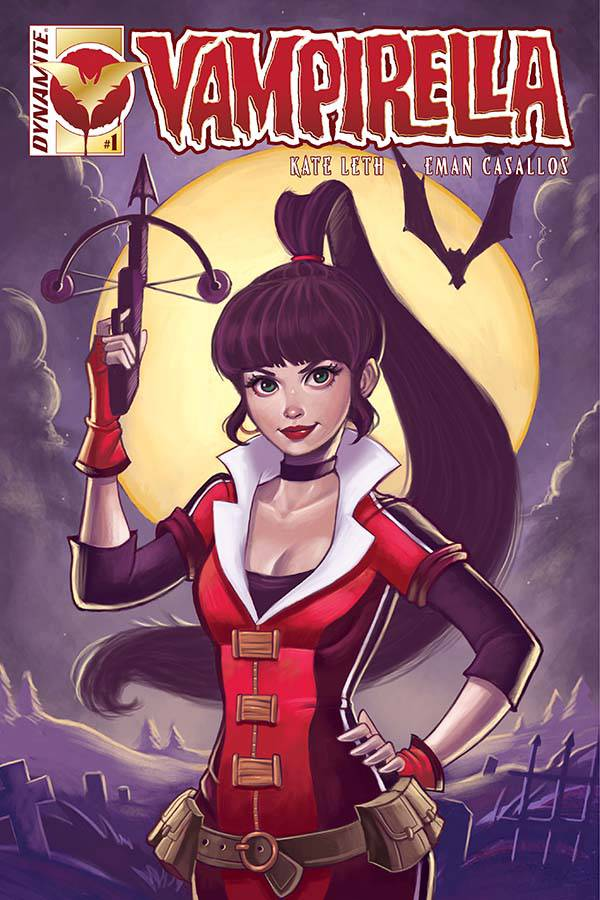Vampirella: Volume 3 (2016) Complete Bundle - Used