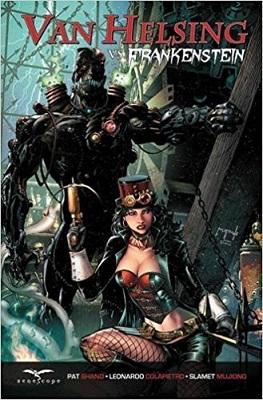 Grimm Fairy Tales: Van Helsing Vs Frankenstein TP