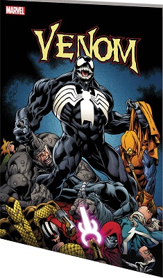 Venom: Lethal Protector: Volume 3: Blood in the Water TP