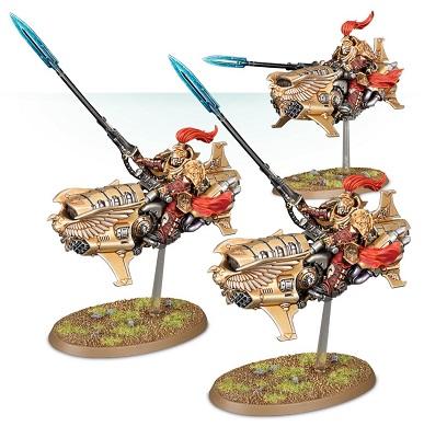 Warhammer 40K: Adeptus Custodes Vertus Praetors 01-12