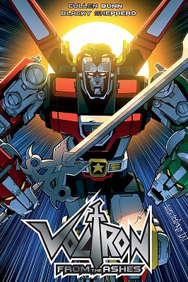 Voltron: From the Ashes TP