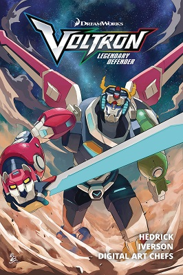 Voltron: Legendary Defender: Volume 1 TP