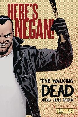 The Walking Dead: Heres Negan HC (MR)