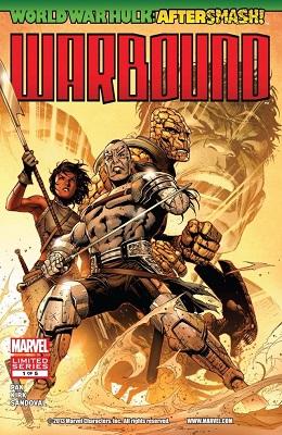 World War Hulk: Warbound Complete Bundle (Issues 1-5)
