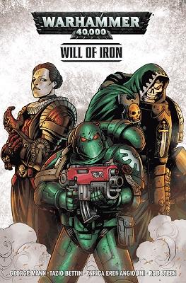Warhammer 40k: Volume 1: Will of Iron TP (MR)