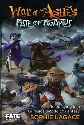 War of Ashes: Fate of Agaptus - Used