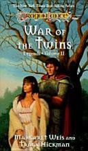 DragonLance: War of The Twins Legends  Volume II