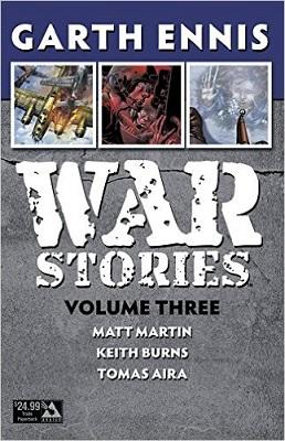War Stories: Volume 3 TP (MR)