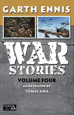 War Stories: Volume 4 TP (MR)
