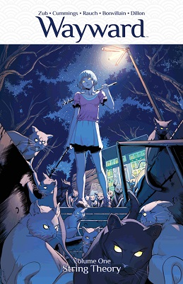 Wayward: Volume 1: String Theory TP (MR)