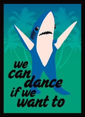 50 Sleeves: We Can Dance Shark