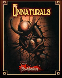 Bloodshadows: the Unnaturals - Used