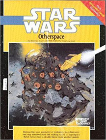 Star Wars Role Playing Game: Otherspace - USED