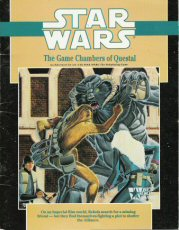 Star Wars RPG: The Game Chambers of Questal - Used