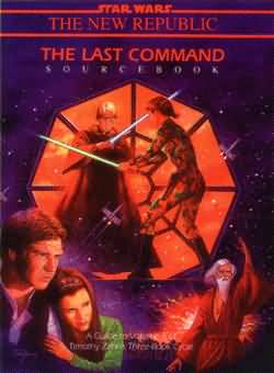 Star Wars: the New Republic: the Last Command Sourcebook - Used
