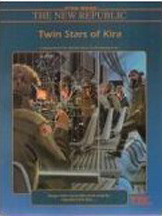 Star Wars: The New Republic: Twin Stars of Kira - Used