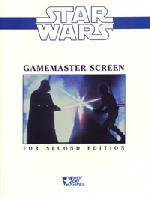 Star Wars 2nd Ed: Gamemaster Screen