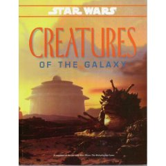 Star Wars RPG: Creatures of the Galaxy - Used
